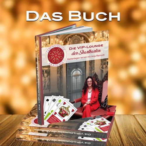 Mein EIGENES Buch - Die VIP-Lounge der SKATKARTEN Mit den Energien und Kräften, der Buchstaben
