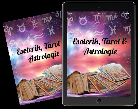 E-Book Einführung in die Esoterik, Tarot und Astrologie